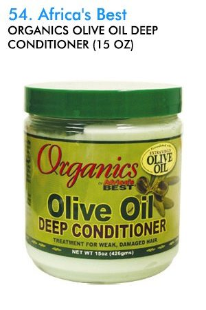 Africa's Best- Organics Olive Oil Deep Conditioner (15 oz)