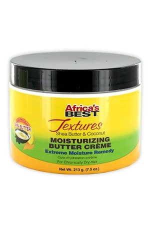 Africa's Best-Texture Moisturing Butter Cream (7.5oz)