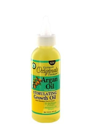 Africa's Best-Ultimate Organics Therapy Argan Oil (4 oz)