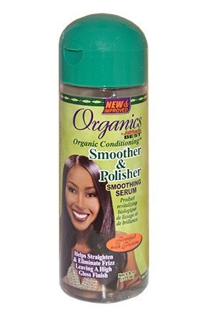 Africa's Best-Organics Smoother & Polisher (6 oz)