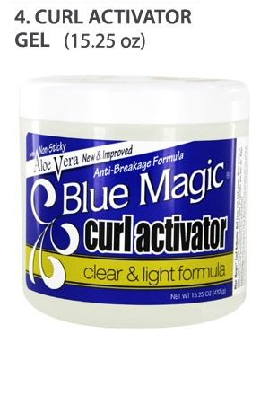 Blue Magic-Curl Activator Gel (15.25 oz)