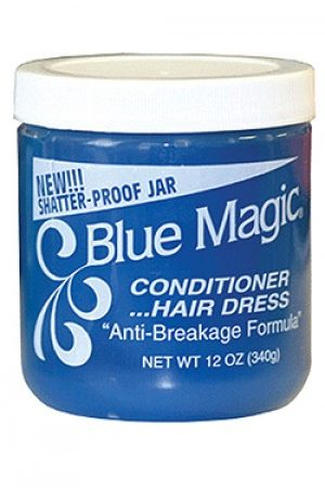 Blue Magic-Hair Dress Conditioner (12 oz)