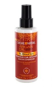 Creme of Nature-Argan Oil Curl Detangler Leave-In Conditioner (4.23 oz)
