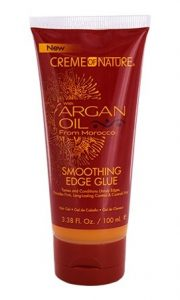 Creme of Nature-Argan Oil Smoothing Edge Glue (3.38 oz)