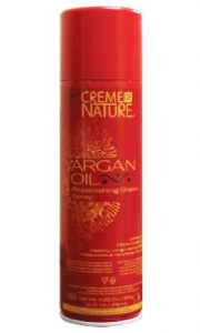 Creme of Nature-Argan Oil Sheen Spray (11.25 oz)