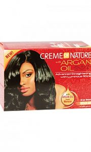 Creme of Nature-Argan Oil Relaxer Kit – Regular