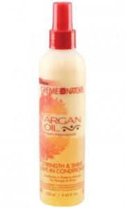 Creme of Nature-Argan Oil Strength & Shine Leave-In Conditioner (8.45oz)
