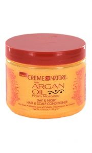 Creme of Nature-Day and Night Hair&Scalp Conditioner(4.76oz)