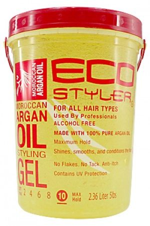 Eco Styler-Gel Moroccan Argan Oil (5lbs)