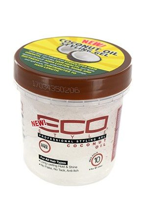 Eco Styler-Styling Cream Gel-Coconut(8oz)