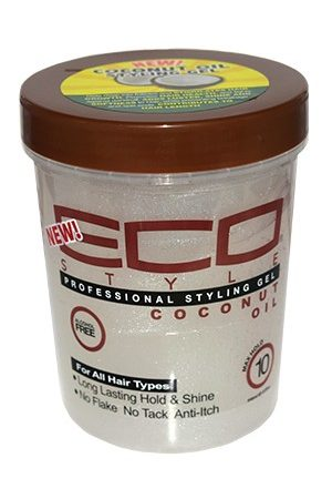 Eco Styler-Styling Cream Gel-Coconut (32oz)