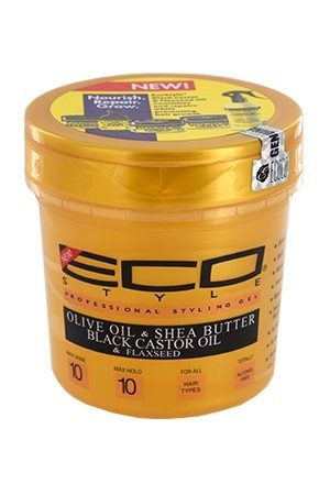 Eco Styler-Eco Gel – Gold (16 oz)