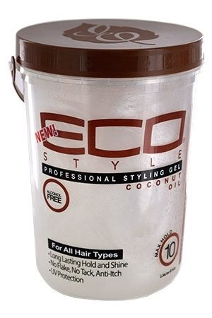 Eco Styler-Coconut Gel Jar (5 lbs)