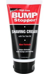[High Time-box#13] Bump Stopper Shaving Cream (5.3 oz)