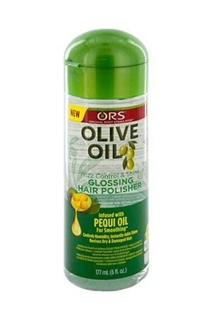 Organic Root- Olive Oil Glossing Polisher-6oz