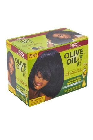 Organic Root-Olive Oil Relaxer-Extra Strength