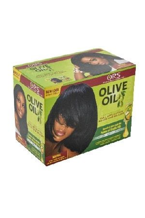 Organic Root-Olive Oil Relaxer -Normal