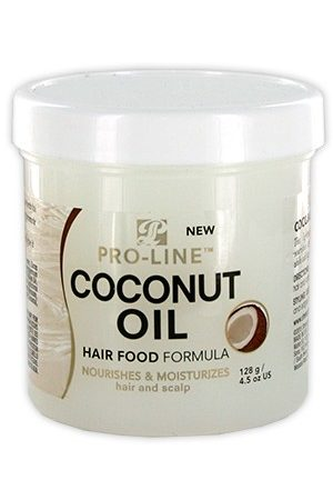 Pro-Line-Hair Food Coconut Oil(4.5oz)