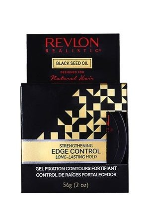 Revlon-Black Seed Oil Edge Control (2 oz)