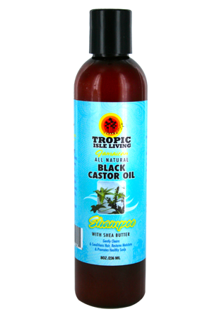 Tropic Isle Jamaican Black Castor Oil Hair Food