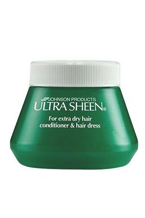 Ultra Sheen-Conditioner & Hairdress-Extra Dry(8oz)
