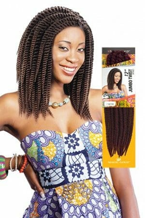 Jumbo Twist Braid 12″