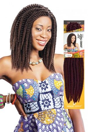 Jumbo Twist Braid 20″