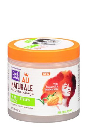 AU Naturale Anti-Shrinkage 10-In-1 Styles Gelle (5.3oz)