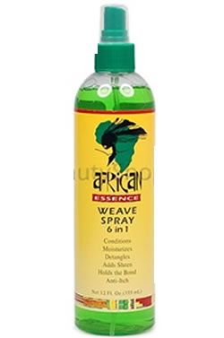 African Essence Weave Spray (12oz)