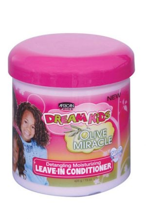 African Pride Dream Kid Leave In Conditioner (15oz)