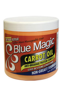 Blue Magic Carrot Oil Conditioner(13.75oz)