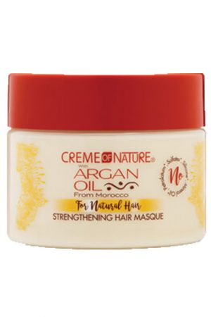 CREME of NATURE Argan Oil Moisturizing Milk Masque (11.5oz)