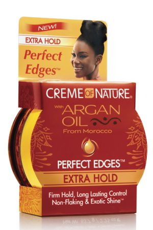 CREME of NATURE Argan Oil Perfect Edges[Extra Hold] (2.25oz)