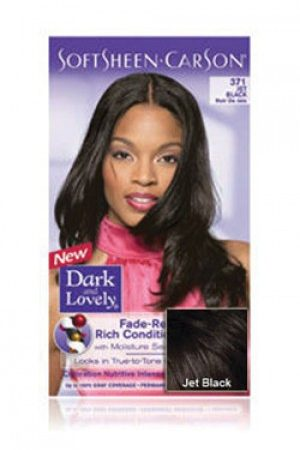 Dark & Lovely- Soft Sheen Carson-#371 Jet Black
