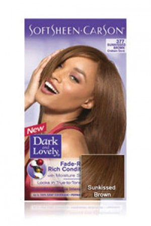 Dark & Lovely-Soft Sheen Carson-#377 Sun Kissed Brown