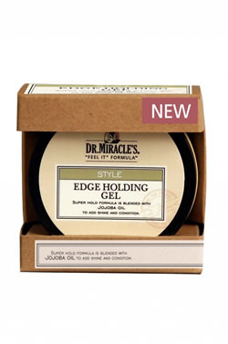 Dr. Miracles-Edge Control Gel (2oz)