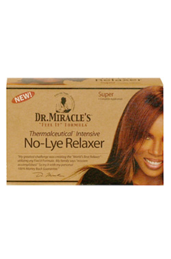 Dr. Miracles-No Lye Relaxer (Sup)