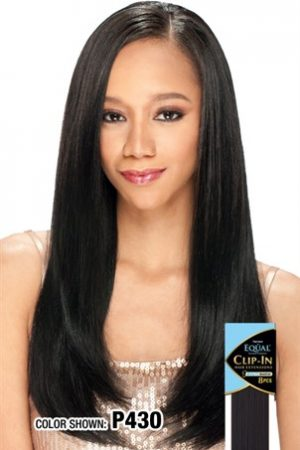 Equal Hair Piece – Clip Human Hair 14 Inch 8pcs