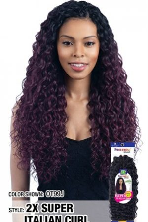 Freetress Braid – 2x Super Italian Curl