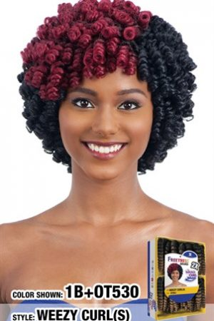 Freetress Braid – 2x Weezy Curl (S)