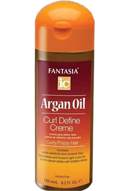 Fantasia-Argan Oil Curl Define Creme (6.2oz)