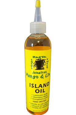 Jamaican Mango and Lime-Island Oil (8oz)