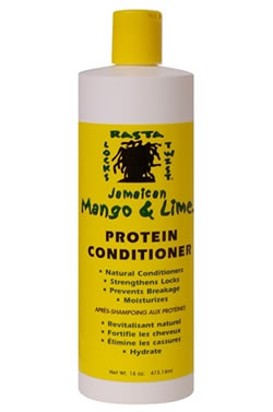 Jamaican Mango and Lime-Protein Conditioner (16oz)
