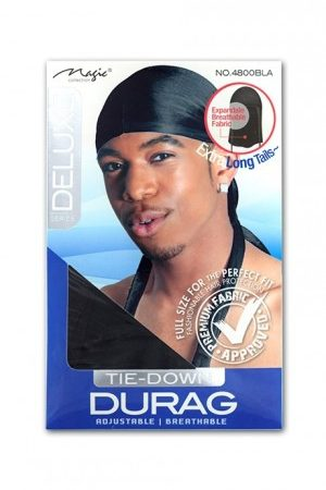Expandable Deluxe Tie-Down DuRag