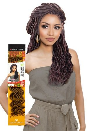 Nubian Loose Curly Braid 16 inch