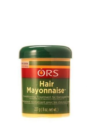 Organic Root-Hair Mayonnaise (8oz)