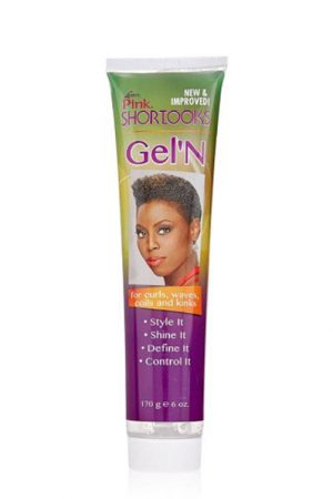 Pink Shortlooks-Gel (6oz) – Tube