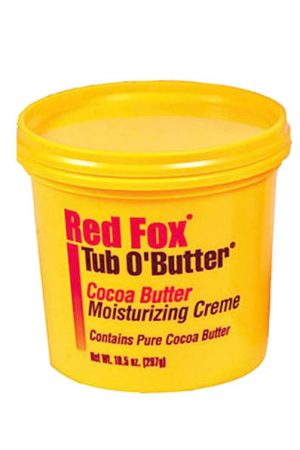 Red Fox-Cocoa Butter Moisturizing Creme (10.5oz)