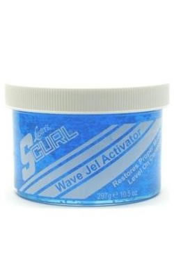 S Curl-Wave Gel Activator-Regular (10.5oz)