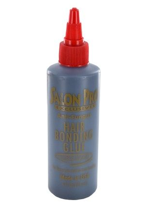 Salon Pro-Hair Bonding Glue Black (4oz)